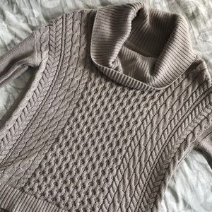 American Eagle Cowl Neck Sweater